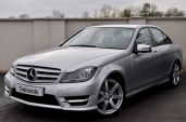 MERCEDES C-CLASS 2.1 C200 CDI BLUEEFFICIENCY SPORT EDITION 125 - 1918 - 6