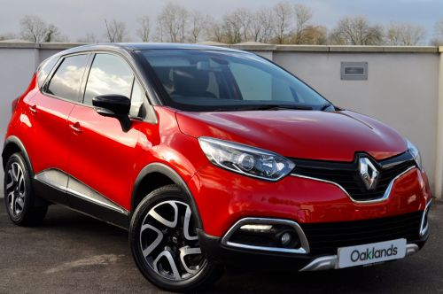 Used RENAULT CAPTUR in Clevedon, Bristol for sale