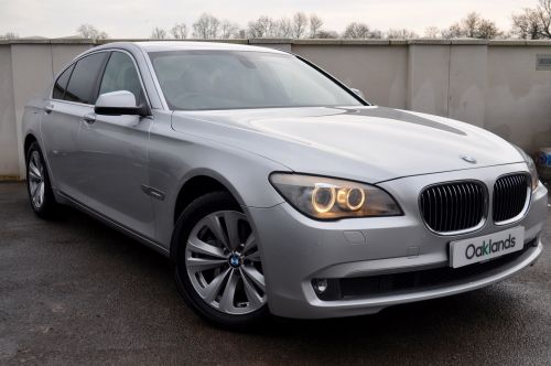 Used BMW 7 SERIES in Clevedon, Bristol for sale