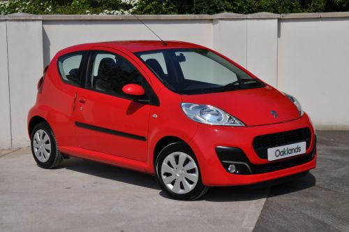 Used PEUGEOT 107 in Clevedon, Bristol for sale
