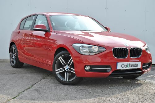Used BMW 116i in Clevedon, Bristol for sale