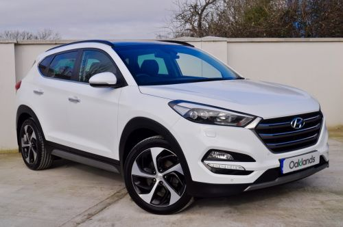 Used HYUNDAI TUCSON in Clevedon, Bristol for sale