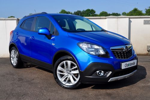 Used VAUXHALL MOKKA in Clevedon, Bristol for sale