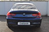 BMW 6 SERIES 640D M SPORT GRAN COUPE - 2689 - 8