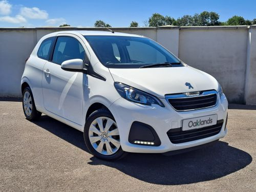 Used PEUGEOT 108 in Clevedon, Bristol for sale