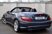 MERCEDES SLK 2.1 SLK250 CDI BLUEEFFICIENCY AMG SPORT - 2083 - 12