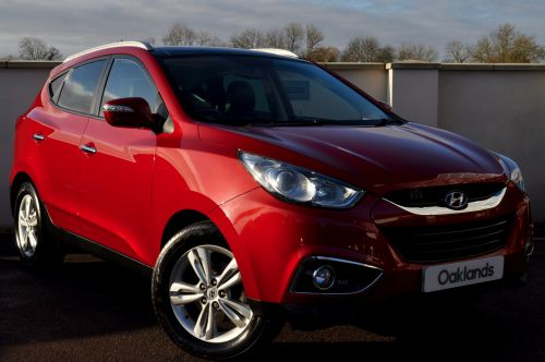 Used HYUNDAI IX35 in Clevedon, Bristol for sale