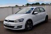 VOLKSWAGEN GOLF 1.6 SE TDI BLUEMOTION TECHNOLOGY - 1705 - 4