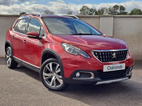 Used PEUGEOT 2008 in Clevedon, Bristol for sale