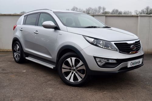 Used KIA SPORTAGE in Clevedon, Bristol for sale