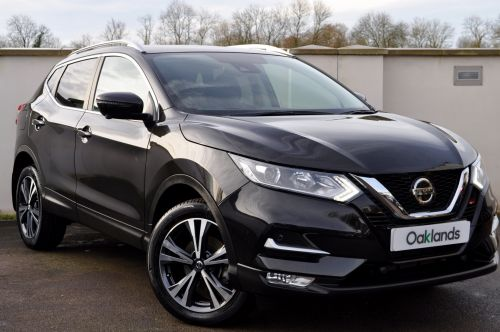 Used NISSAN QASHQAI in Clevedon, Bristol for sale
