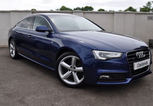 Used AUDI A5 in Clevedon, Bristol for sale