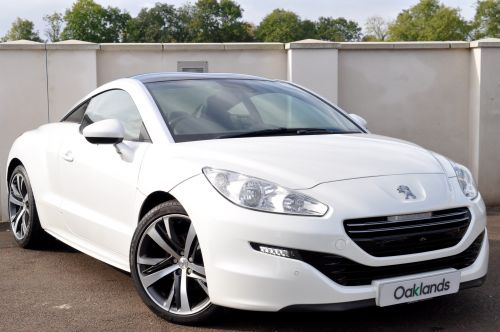 Used PEUGEOT RCZ in Clevedon, Bristol for sale
