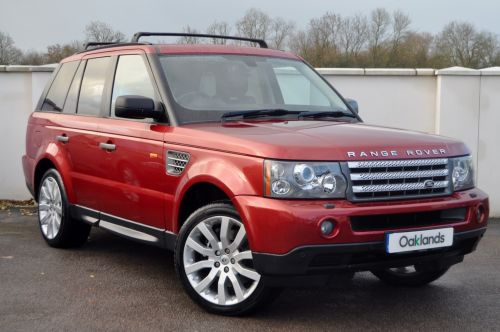 Used LAND ROVER RANGE ROVER SPORT in Clevedon, Bristol for sale