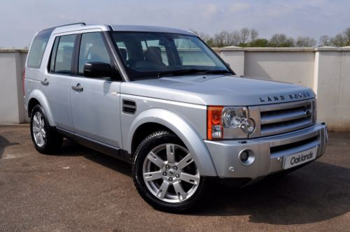 Used LAND ROVER DISCOVERY in Clevedon, Bristol for sale