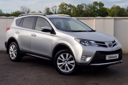 Used TOYOTA RAV-4 in Congresbury, Bristol for sale