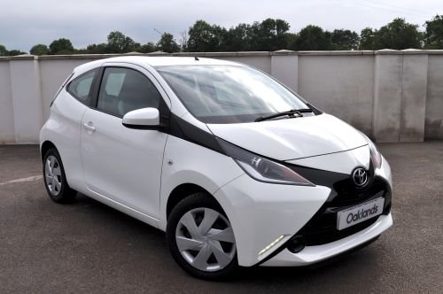 Used TOYOTA AYGO in Clevedon, Bristol for sale