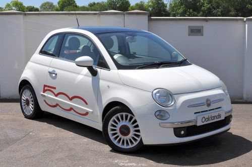 Used FIAT 500 in Clevedon, Bristol for sale
