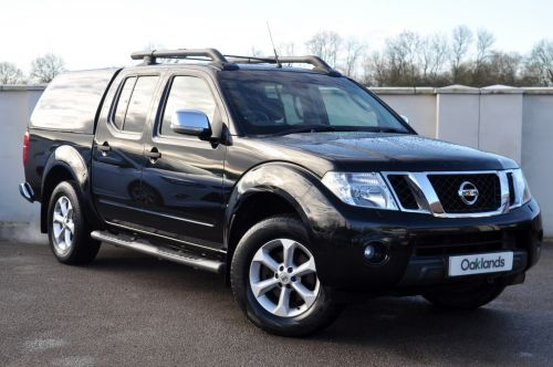 Used NISSAN NAVARA in Clevedon, Bristol for sale