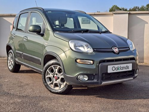 Used FIAT PANDA in Clevedon, Bristol for sale