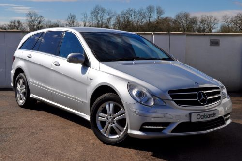 Used MERCEDES R-CLASS in Clevedon, Bristol for sale