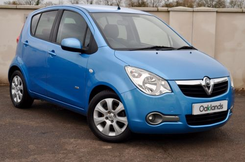 Used VAUXHALL AGILA in Clevedon, Bristol for sale