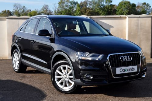 Used AUDI Q3 in Clevedon, Bristol for sale