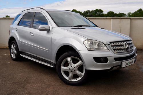 Used MERCEDES M-CLASS in Clevedon, Bristol for sale
