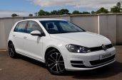 VOLKSWAGEN GOLF 1.6 SE TDI BLUEMOTION TECHNOLOGY - 1705 - 1