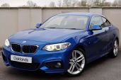 BMW 2 SERIES 2.0 218d M Sport Coupe  - 1919 - 6