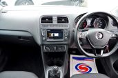 VOLKSWAGEN POLO 1.0 MATCH EDITION - MANUAL - 1952 - 23