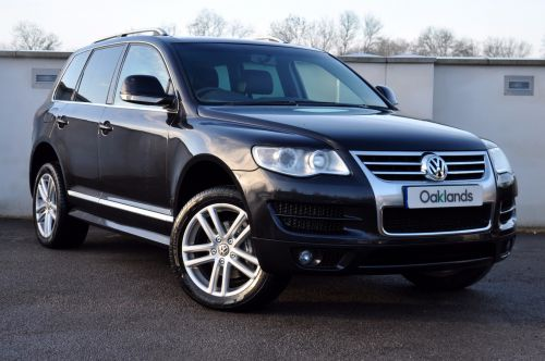 Used VOLKSWAGEN TOUAREG in Clevedon, Bristol for sale