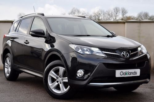 Used TOYOTA RAV-4 in Clevedon, Bristol for sale