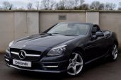 MERCEDES SLK 2.1 SLK250 CDI BLUEEFFICIENCY AMG SPORT - 2083 - 4