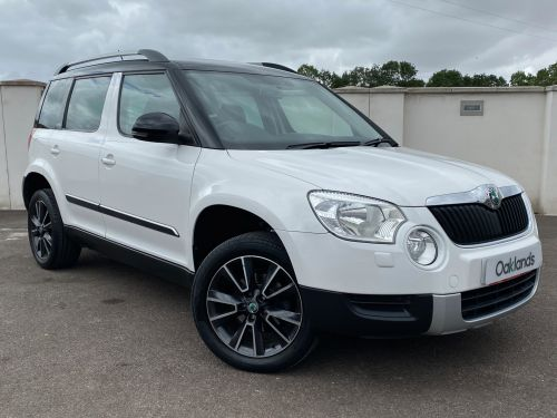 Used SKODA YETI in Clevedon, Bristol for sale