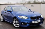 BMW 2 SERIES 2.0 218d M Sport Coupe  - 1919 - 1