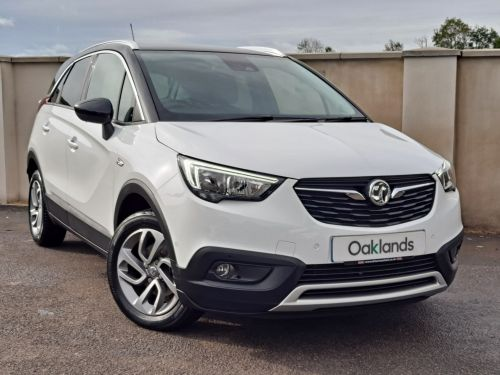 Used VAUXHALL CROSSLAND X in Clevedon, Bristol for sale