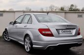 MERCEDES C-CLASS 2.1 C200 CDI BLUEEFFICIENCY SPORT EDITION 125 - 1918 - 12
