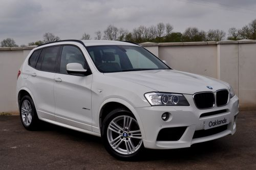 Used BMW X3 in Clevedon, Bristol for sale
