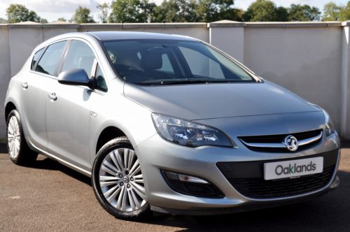 Used VAUXHALL ASTRA in Clevedon, Bristol for sale