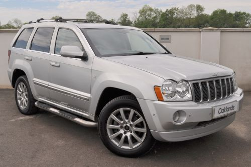 Used JEEP GRAND CHEROKEE in Clevedon, Bristol for sale