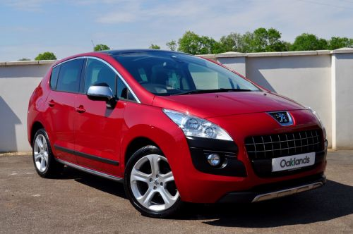 Used PEUGEOT 3008 in Clevedon, Bristol for sale