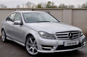 MERCEDES C-CLASS 2.1 C200 CDI BLUEEFFICIENCY SPORT EDITION 125 - 1918 - 1