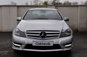 MERCEDES C-CLASS 2.1 C200 CDI BLUEEFFICIENCY SPORT EDITION 125 - 1918 - 9