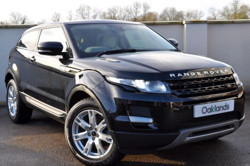 Used LAND ROVER RANGE ROVER EVOQUE in Clevedon, Bristol for sale